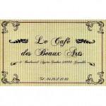 Le Café des Beaux Arts