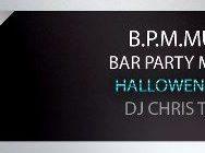 B.P.M. (Bar Party Musics) – HALLOWEEN Electro PARTY – Café Noir – Samedi 27 octobre 2012
