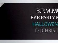 B.P.M. (Bar Party Musics) – HALLOWEEN Electro PARTY – Café Noir – Samedi 27 octobre 2012