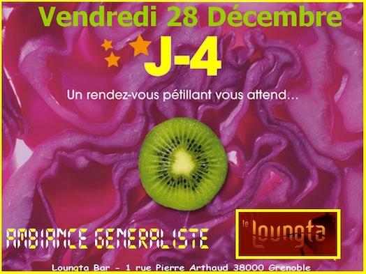 J-4 - Loungta - Vendredi 28 décembre 2012