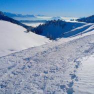 Randonnée «Les Chalets du Charmant Som» – Rando's Rhône-Alpes – Dimanche 13 janvier 2013