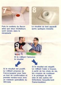 TROD - VIH/Sida