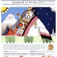 """Conférence sur les """"DEUX-ESPRITS"""" ou le """"TROISIEME GENRE"""" – Maison des Associations – Vendredi 15 février 2013"""