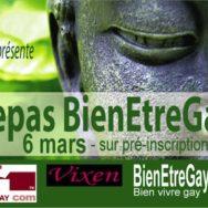 Repas BienEtreGay – Vixen – Mercredi 6 mars 2013