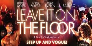 Vues d'en face #12 - «Leave it on the floor»