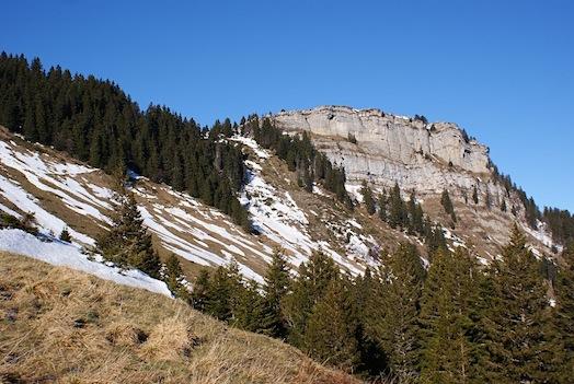 Randonnée Roc d'Arguille - Rando's Rhône-Alpes - Dimanche 21 avril 2013