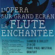 La Flûte Enchantée – Parc Paul-Mistral à Grenoble – Samedi 6 juillet 2013