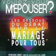 «Voulez-vous m'épouser?» – Conférence/Débat avec Erwann Binet – Sciences Po Grenoble – Lundi 7 octobre 2013