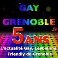 Gay Grenoble a 5 ans !