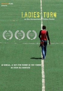 Prix du Public Vues d'en Face 2014 - Meilleur documentaire «Ladies' Turn»