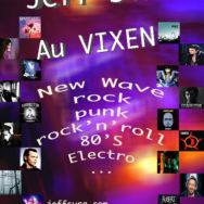 Mix Jeff Syag – Vixen – Samedi 7 juin 2014