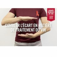 Journée Mondiale de Lutte Contre le Sida – Lundi 1er décembre 2014