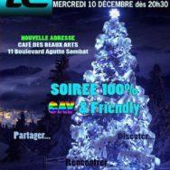 La Conviviale de Noël – Mercredi 10 décembre 2014