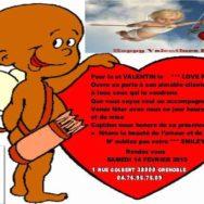 Saint Valentin – Love People – Samedi 14 février 2015