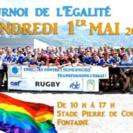 Tournoi de l'Egalité – La Mêlée Alpine – Vendredi 1er mai 2015