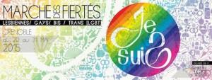 Gay Pride Grenoble 2015 Marche des Fiertés Grenoble