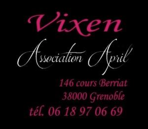 Soirée pour soutenir l'Association April - Vixen - Samedi 16 mai 2015