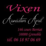 Soirée pour soutenir l'Association April – Vixen – Samedi 16 mai 2015
