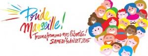 Gay Pride Marseille 2015 Marche des Fiertés