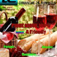 Grand Pique-Nique – La Conviviale – Dimanche 28 juin 2015