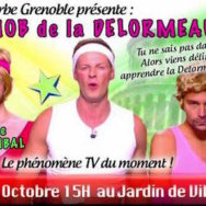 Flash Mob de la Delormeau Dance… – Grenoble – Samedi 31 octobre 2015