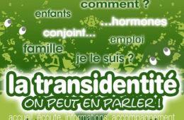 Permanence Transidentité – Planning Familial 38 – Mercredi 8 juin 2016