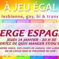 Auberge Espagnole – A Jeu Egal – Jeudi 14 janvier 2016