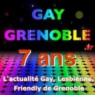 7 ans de Gay Grenoble! Ca passe ou ça casse!