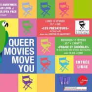 « Fraise et Chocolat » – Queer Movies Move You #2 – Mercredi 17 février 2016