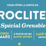 Soirée de lancement d'Hétéroclite n°110 – Spécial Grenoble – Café Noir – Mercredi 30 mars 2016
