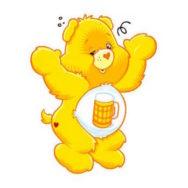 GRRRnoble Bear célèbre la Saint-Patrick! Hick! – Jeudi 17 mars 2016