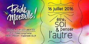 Pride Marseille 2016