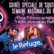 Soirée Spéciale de Soutien à la Semaine Nationale du Refuge – George V – Vendredi 20 mai 2016