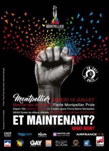 Gay Pride Montpellier 2016 22e Marche des Fiertés